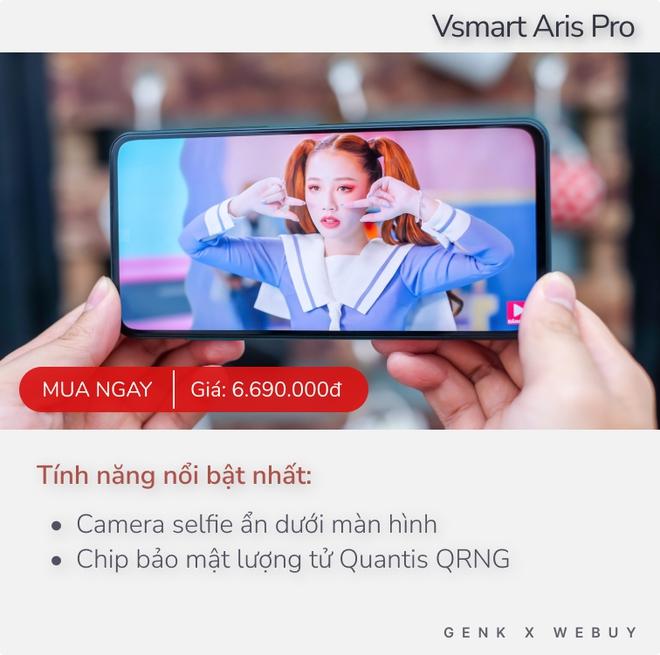 Có 7 triệu, mua điện thoại nào để được dùng 5G, màn 120Hz, máy ảnh 108MP hay camera selfie ẩn? - Ảnh 2.