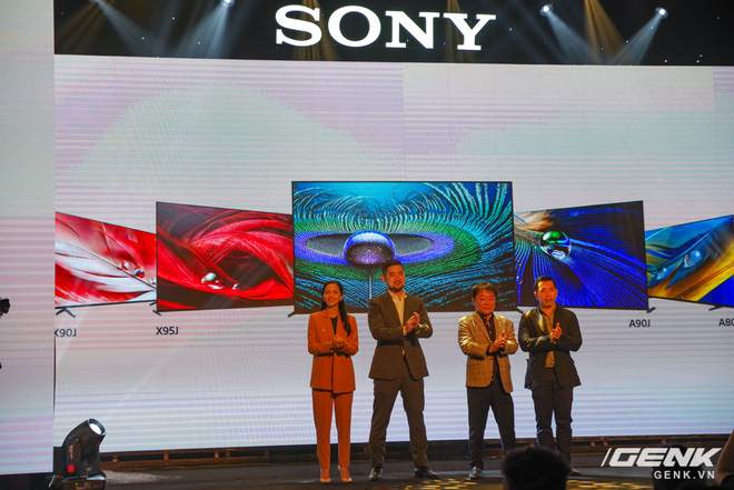 Sony trình làng thế hệ TV BRAVIA XR được mệnh danh TV trí tuệ nhận thức đầu tiên trên thế giới - Ảnh 1.