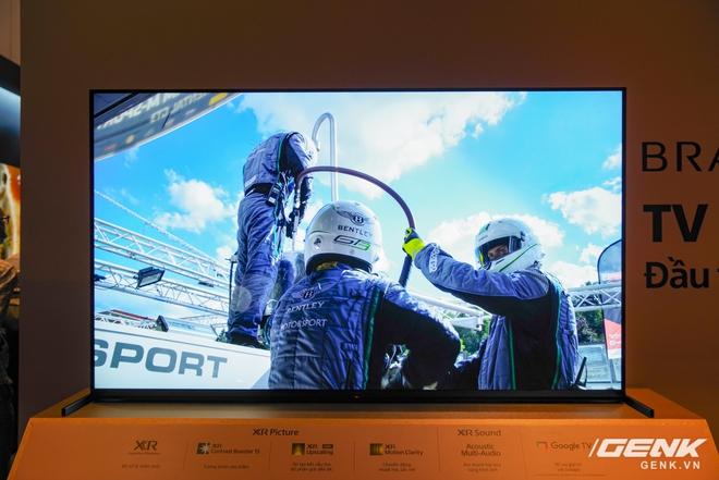 Sony trình làng thế hệ TV BRAVIA XR được mệnh danh TV trí tuệ nhận thức đầu tiên trên thế giới - Ảnh 5.