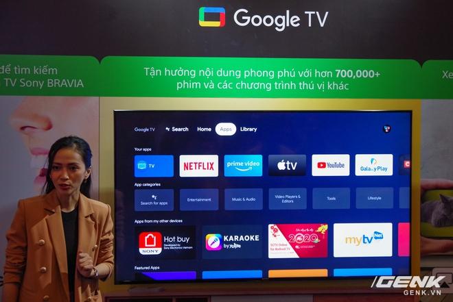 Sony trình làng thế hệ TV BRAVIA XR được mệnh danh TV trí tuệ nhận thức đầu tiên trên thế giới - Ảnh 9.