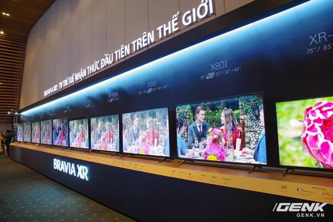 Sony trình làng thế hệ TV BRAVIA XR được mệnh danh TV trí tuệ nhận thức đầu tiên trên thế giới - Ảnh 7.