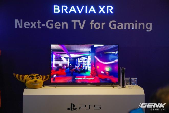 Sony trình làng thế hệ TV BRAVIA XR được mệnh danh TV trí tuệ nhận thức đầu tiên trên thế giới - Ảnh 8.