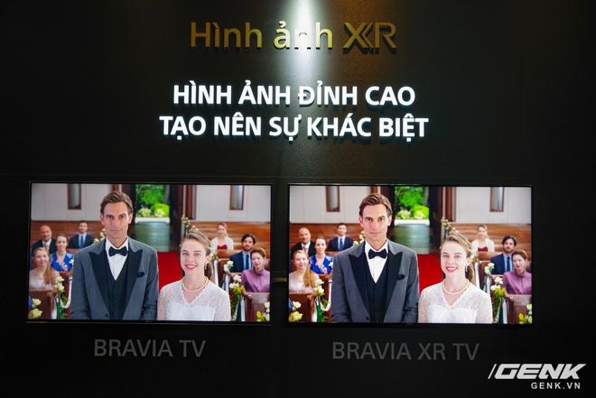 Sony trình làng thế hệ TV BRAVIA XR được mệnh danh TV trí tuệ nhận thức đầu tiên trên thế giới - Ảnh 10.