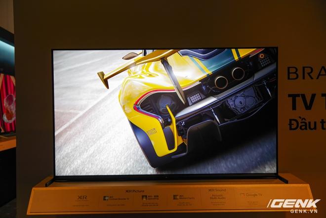 Sony trình làng thế hệ TV BRAVIA XR được mệnh danh TV trí tuệ nhận thức đầu tiên trên thế giới - Ảnh 15.