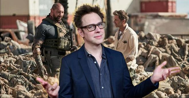 Zack Snyder và James Gunn, ai ghê gớm hơn trên phim trường? - Ảnh 1.