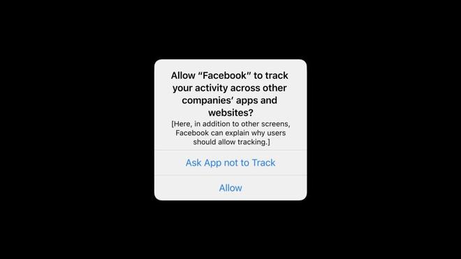 Apple ra mắt iOS 14.5: Mở khóa iPhone khi đeo khẩu trang, tính năng bảo mật App Tracking Transparency và nhiều nâng cấp mới - Ảnh 2.