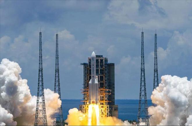 Trung Quốc công bố ý tưởng về tên lửa vũ trụ mới, nhưng video giới thiệu lại hao hao Starship của SpaceX - Ảnh 6.