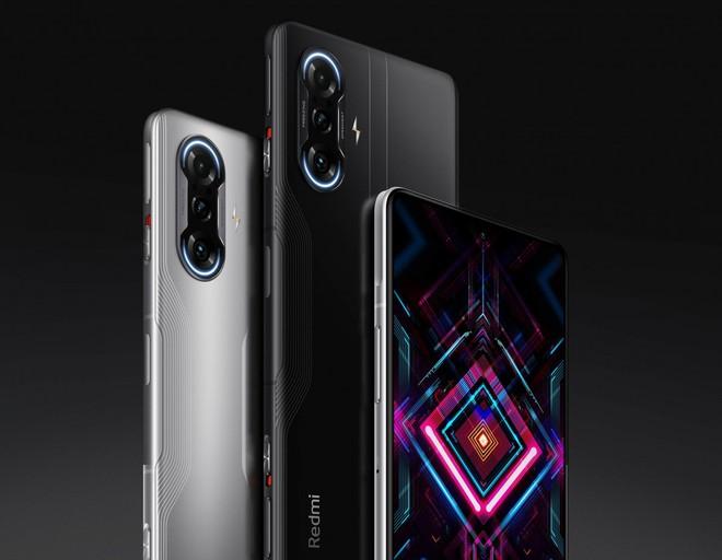 Redmi K40 Gaming Edition ra mắt: Thiết kế mới, dùng chip Dimensity 1200, có nút trigger như Black Shark 4, giá chỉ từ 7.1 triệu đồng - Ảnh 2.