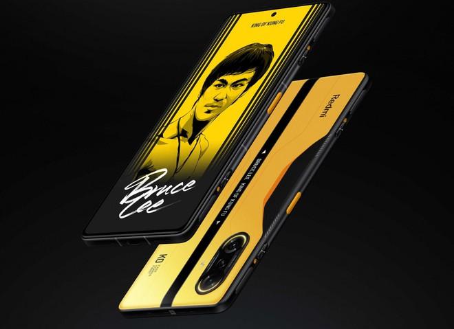 Redmi K40 Gaming Edition ra mắt: Thiết kế mới, dùng chip Dimensity 1200, có nút trigger như Black Shark 4, giá chỉ từ 7.1 triệu đồng - Ảnh 7.