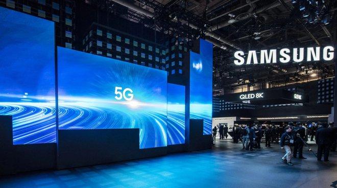 Vừa thấy đối thủ tuyên bố rời khỏi thị trường điện thoại, Samsung đã nhăm nhe mua lại các bằng sáng chế 5G của LG - Ảnh 1.