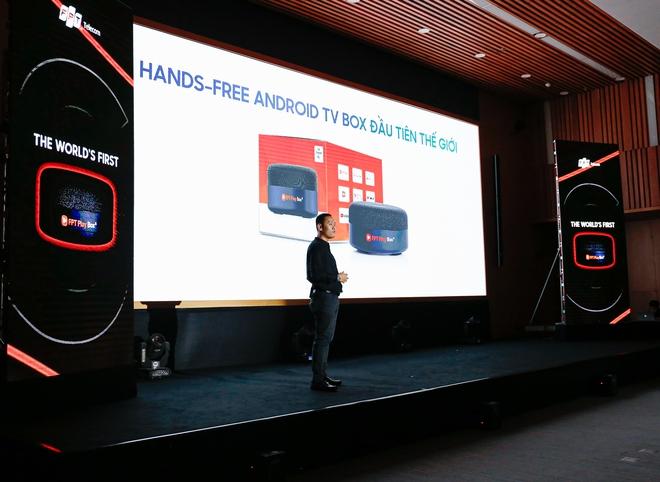 FPT ra mắt Play Box phiên bản mới: Android TV Box đầu tiên trên thế giới nhận lệnh bằng tiếng Việt - Ảnh 2.
