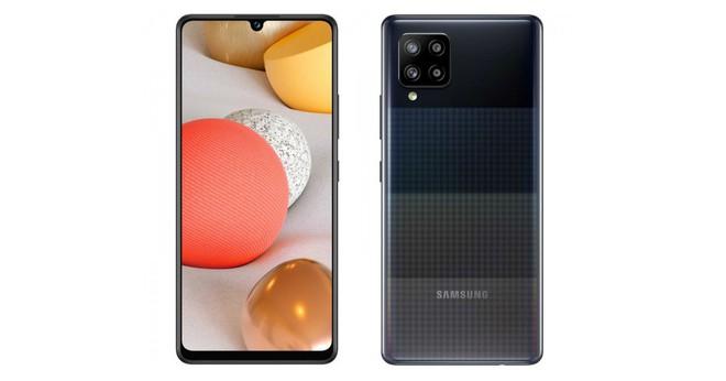 Galaxy M42 5G ra mắt: Phiên bản đổi tên của A42 5G, Snapdragon 750G, pin 5000mAh, giá 6.8 triệu đồng - Ảnh 1.