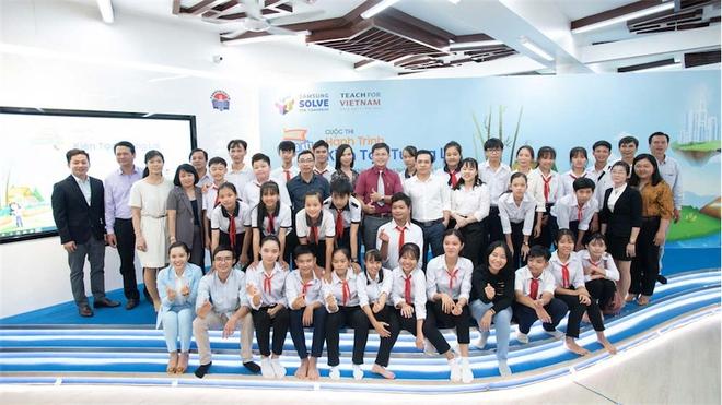 Samsung tái khởi động cuộc thi Solve for Tomorrow dành riêng cho học sinh THPT và THCS, tham gia ngay để nhận giải thưởng lớn và biến ý tưởng thành sự thật - Ảnh 4.