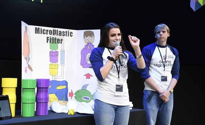 Samsung tái khởi động cuộc thi Solve for Tomorrow dành riêng cho học sinh THPT và THCS, tham gia ngay để nhận giải thưởng lớn và biến ý tưởng thành sự thật - Ảnh 2.