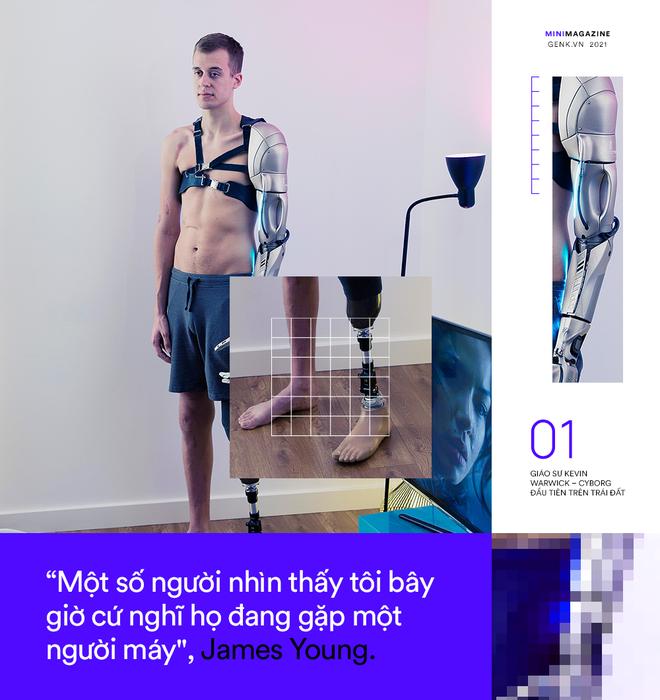 David Vintiner: Thợ săn cyborg và một thế giới khi con người giao thoa với máy móc - Ảnh 5.