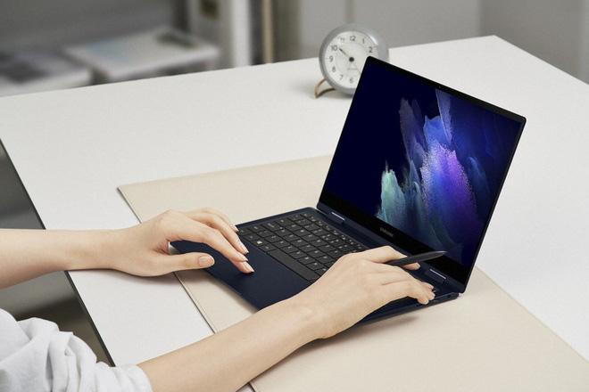 Galaxy Book Pro ra mắt: Laptop có màn hình AMOLED siêu nhẹ, có bản LTE/5G, giá từ 999 USD - Ảnh 3.