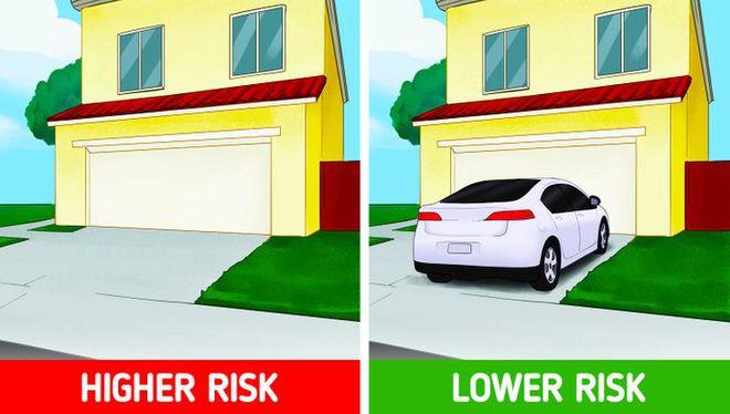 Mẹo hiệu quả để bảo vệ ngôi nhà khỏi kẻ trộm khi đi chơi xa - Ảnh 3.