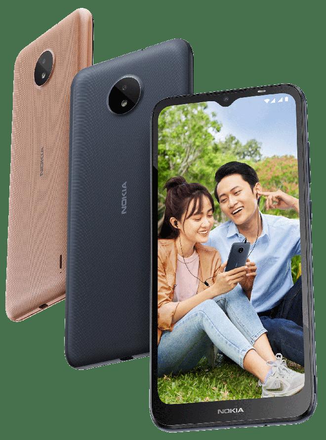 Nokia C20 ra mắt tại VN: Smartphone Nokia có pin 3000mAh tháo rời, giá 2.29 triệu đồng - Ảnh 2.