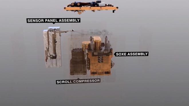 Máy tạo oxy của NASA có thể thay đổi mãi mãi Sao Hoả - Ảnh 2.