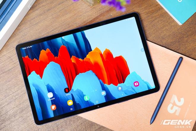 Versión Galaxy Tab S7 Navy disponible: diseño lujoso, hermoso color, configuración terrible, precio constante - Foto 9.
