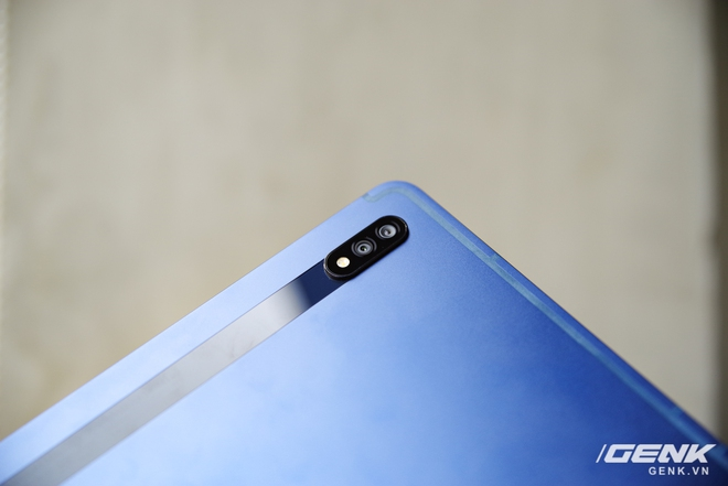 Disponible en la versión Galaxy Tab S7 Navy: diseño lujoso, hermoso color, configuración terrible, precio constante - Foto 8.