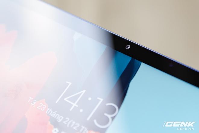 Al alcance de la mano Galaxy Tab S7 versión Navy: diseño lujoso, hermoso color, excelente configuración, precio constante - Foto 10.