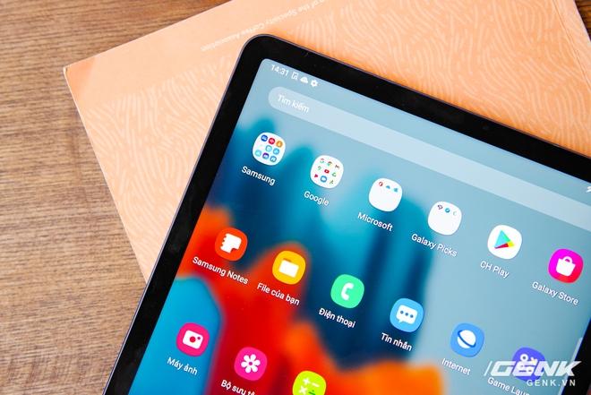 Disponible en la versión Galaxy Tab S7 Navy: diseño lujoso, hermoso color, configuración terrible, precio constante - Foto 14.