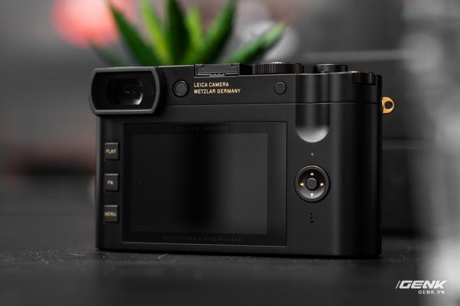 Đập hộp Leica Q2 phiên bản đặc biệt Daniel Craig x Greg Williams: Giá sương sương 183 triệu đồng, giới hạn 750 chiếc - Ảnh 11.