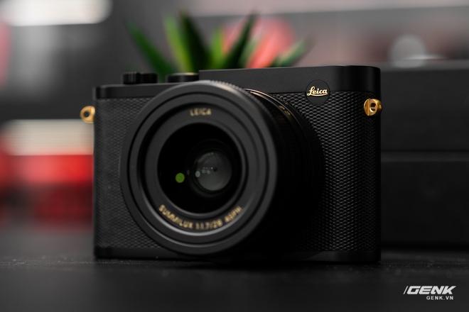 Đập hộp Leica Q2 phiên bản đặc biệt Daniel Craig x Greg Williams: Giá sương sương 183 triệu đồng, giới hạn 750 chiếc - Ảnh 6.
