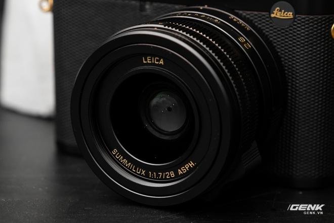 Đập hộp Leica Q2 phiên bản đặc biệt Daniel Craig x Greg Williams: Giá sương sương 183 triệu đồng, giới hạn 750 chiếc - Ảnh 15.
