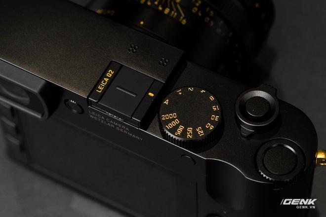 Đập hộp Leica Q2 phiên bản đặc biệt Daniel Craig x Greg Williams: Giá sương sương 183 triệu đồng, giới hạn 750 chiếc - Ảnh 9.