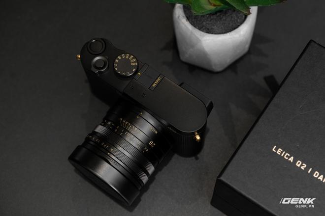 Đập hộp Leica Q2 phiên bản đặc biệt Daniel Craig x Greg Williams: Giá sương sương 183 triệu đồng, giới hạn 750 chiếc - Ảnh 10.