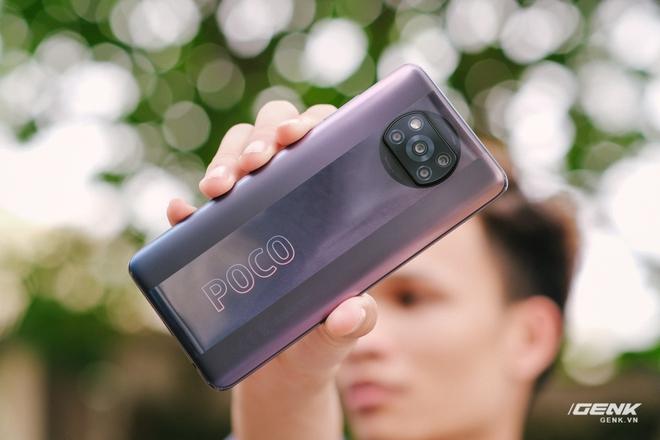 Trên tay và đánh giá nhanh POCO X3 Pro: Giá chỉ hơn 5 triệu nhưng có chip Snapdragon đầu 8, màn hình 120Hz, pin khủng 5160mAh - Ảnh 19.