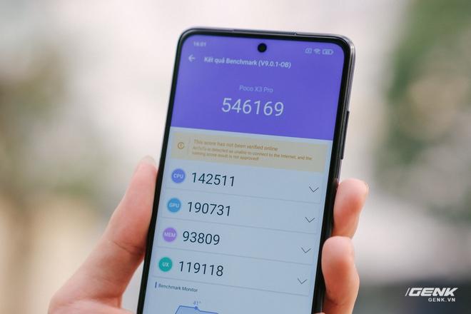 Trên tay và đánh giá nhanh POCO X3 Pro: Giá chỉ hơn 5 triệu nhưng có chip Snapdragon đầu 8, màn hình 120Hz, pin khủng 5160mAh - Ảnh 11.