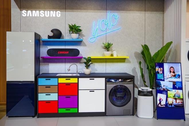 Tất tần tật những công nghệ thú vị mà Samsung mang tới cho đồ gia dụng mới đây - Ảnh 9.