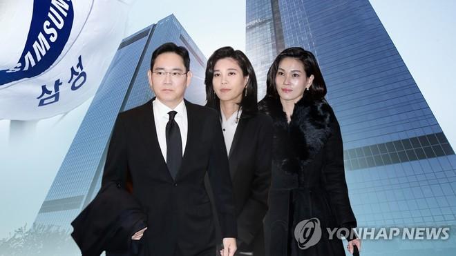 Thái tử Samsung đóng thuế thừa kế kỷ lục - Ảnh 1.
