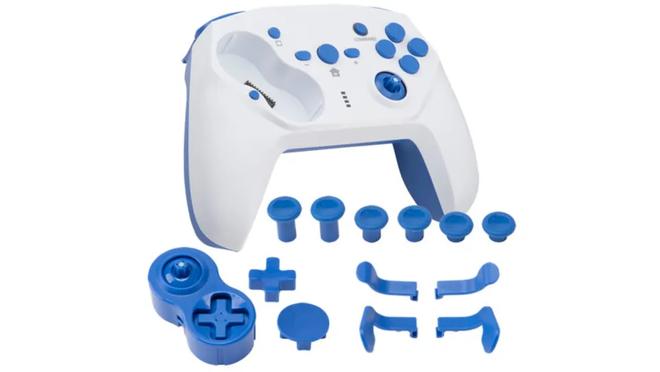 Bộ tay cầm chơi game này cho phép bạn đổi vị trí cần analog thoải mái, game thủ quen kiểu gì cũng chơi được - Ảnh 2.