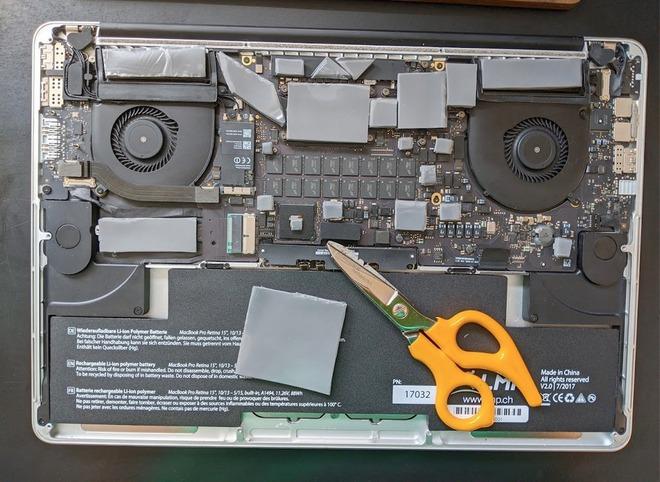 """Người dùng MacBook """"chế"""" thêm hệ thống làm mát bằng nước cho Macbook Pro, máy chạy vừa êm vừa khỏe - Ảnh 5."""