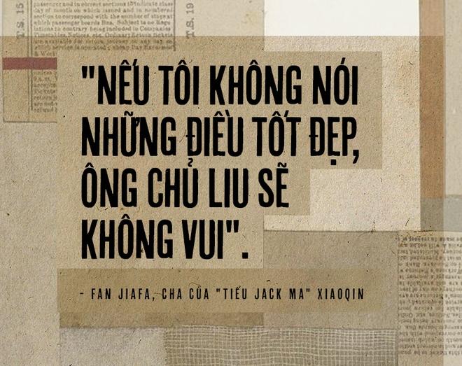 Câu chuyện về Tiểu Jack Ma - cậu bé tội nghiệp bị sự nổi tiếng xé nát cả tuổi thơ - Ảnh 4.