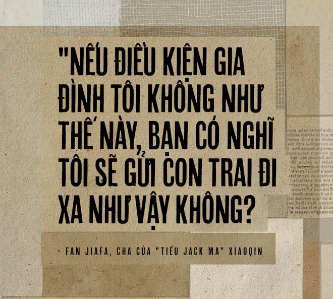 Câu chuyện về Tiểu Jack Ma - cậu bé tội nghiệp bị sự nổi tiếng xé nát cả tuổi thơ - Ảnh 15.