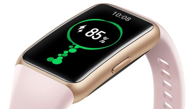 Huawei Band 6 ra mắt: Màn hình siêu to, cảm biến đo nhịp tim và nồng độ oxy, pin 14 ngày, giá 35 USD - Ảnh 2.