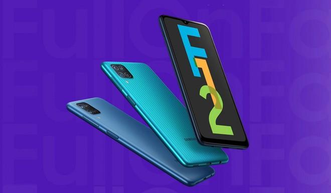 Samsung ra mắt Galaxy F12 và F02s: Pin 6000mAh, màn hình 90Hz, giá từ 3.5 triệu đồng - Ảnh 1.