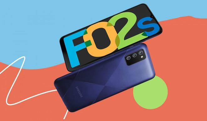 Samsung ra mắt Galaxy F12 và F02s: Pin 6000mAh, màn hình 90Hz, giá từ 3.5 triệu đồng - Ảnh 2.