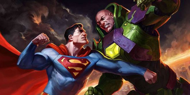 Tại sao nhiều nhân vật phản diện trong truyện lại mặc màu xanh lá cây và màu tím? 001