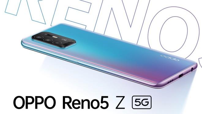 OPPO Reno5 Z ra mắt: Dimensity 800U, 4 camera 48MP, sạc nhanh 30W, giá 9.1 triệu đồng - Ảnh 2.