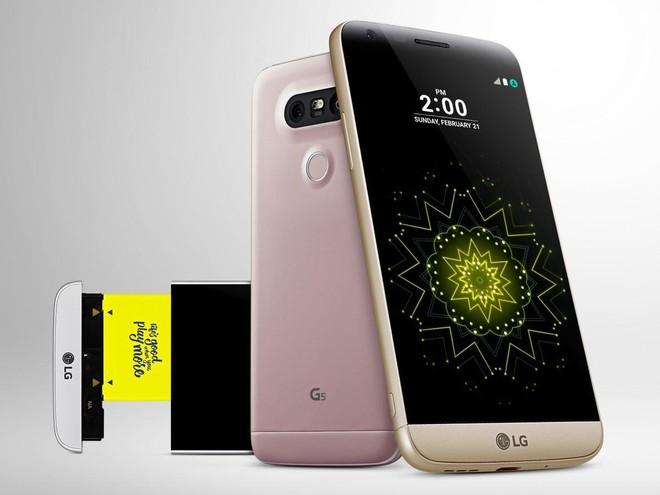 7 'làn gió mới' LG mang đến cho thế giới smartphone - Ảnh 3.