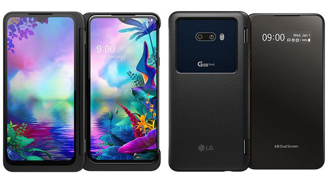 7 'làn gió mới' LG mang đến cho thế giới smartphone - Ảnh 5.
