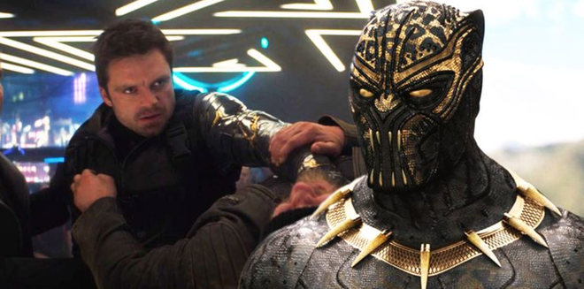 The Falcon & The Winter Soldier: Cánh tay Vibranium của Bucky Barnes sở hữu 1 trong những sức mạnh ngầu nhất của Black Panther - Ảnh 1.