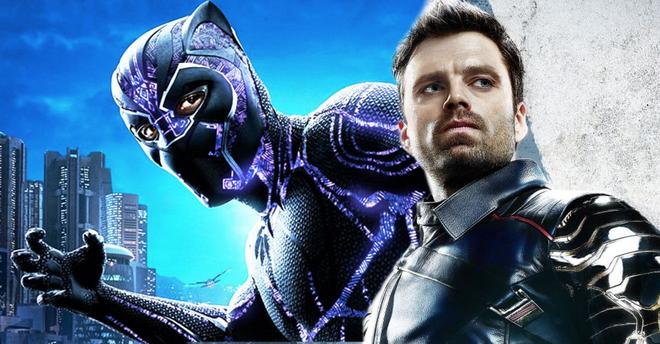 The Falcon & The Winter Soldier: Cánh tay Vibranium của Bucky Barnes sở hữu 1 trong những sức mạnh ngầu nhất của Black Panther - Ảnh 2.