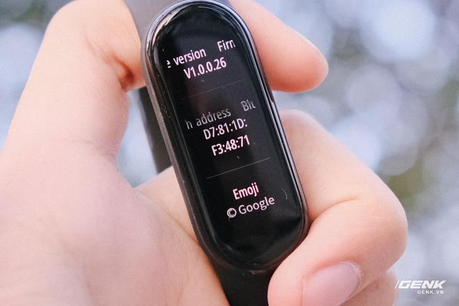 Trên tay Mi Band 6: Nâng cấp lên màn hình tràn viền, có đo SpO2, đã hỗ trợ tiếng Việt, giá 800,000 đồng - Ảnh 13.